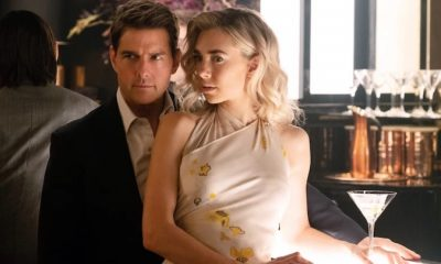 Mission Impossible Tom Cruise Vanessa Kirby