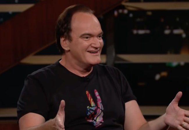Quentin Tarantino Bill Maher