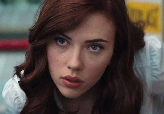 Scarlett Johansson Black Widow Iron Man 2