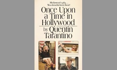 Tarantino novel Once Upon a Time in Hollywood