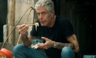 A.I. Anthony Bourdain Debate; Theaters Mad at Black Widow Rollout; Nicolas Cage Pleased