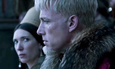 Ben Affleck blonde beard The Last Duel