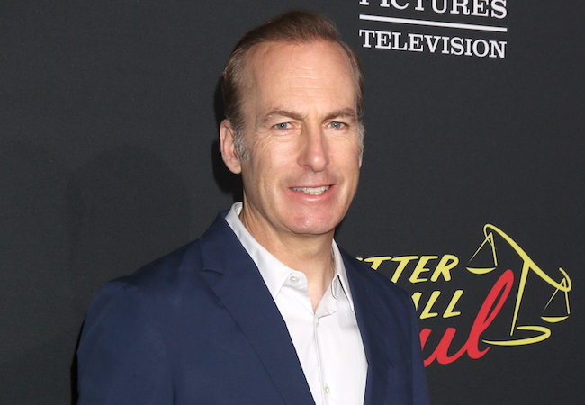 Bob Odenkirk stable