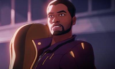 Chadwick Boseman Star-Lord What If