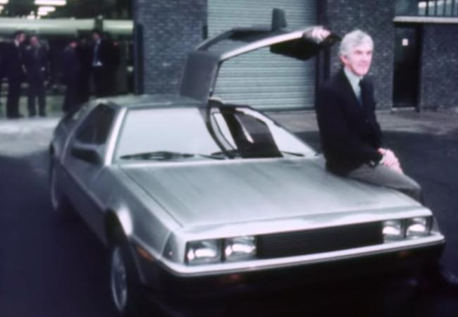 DeLorean on DeLorean