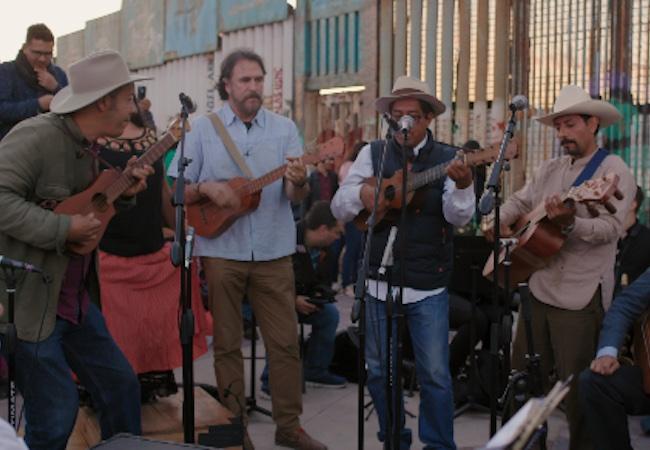 Fandango NFMLA Concert at the Border