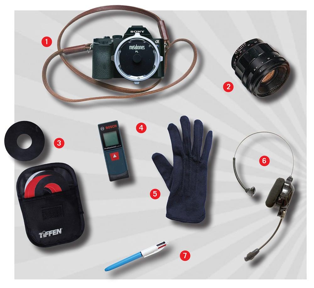 What's in your kit nine days edson oda wyatt garfield