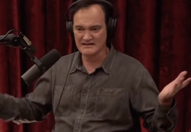 Quentin Tarantino Says Critics of Bruce Lee Portrayal Can 'Suck a D---'