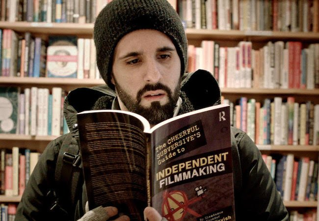 The Cheerful Subversive's Guide to Independent Filmmaking by Dan Mirvish
