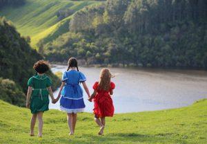 Young Mata, Young Makareta, Young Missy Māori COUSINS