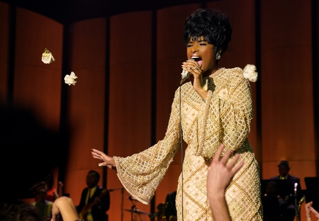 Jennifer Hudson as Aretha Franklin Respect directed by Liesl Tommy