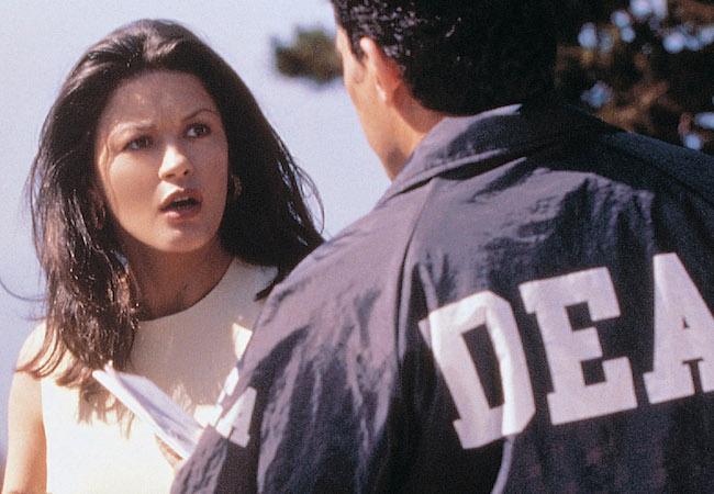Bam Margera Jackass Val Kilmer Batsuit Traffic Catherine Zeta-Jones Luis Guzman Addams Family Wednesday