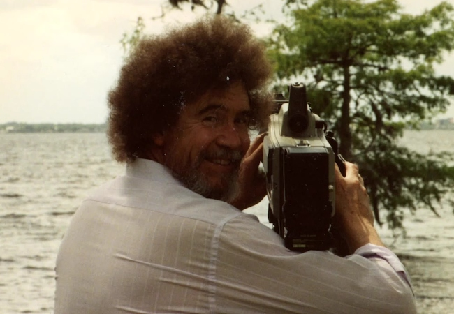 Bob Ross how he died death