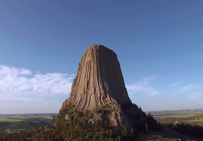 Devils Tower Lodge of the Bears