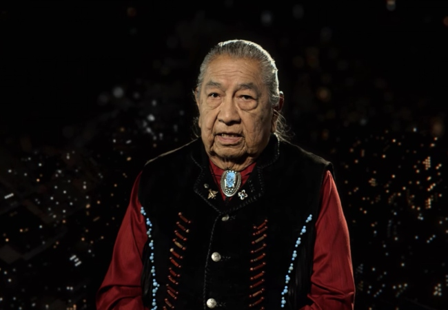 Clifford Mahooty Top Secret UFO Projects American Indian legends