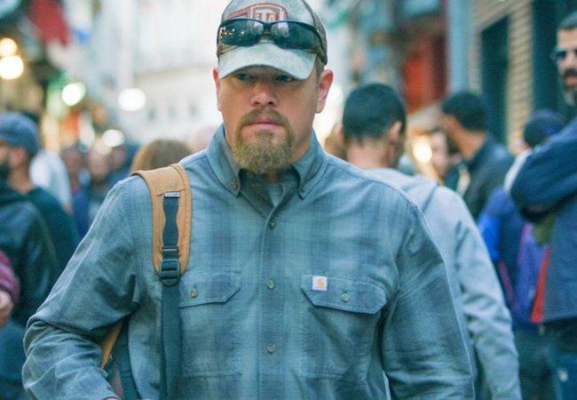 Matt Damon's Sad Prediction; Amanda Knox Objects; Jungle Cruise Troubles