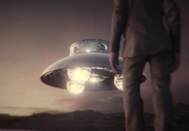 Netflix Top Secret UFO Projects: Declassified