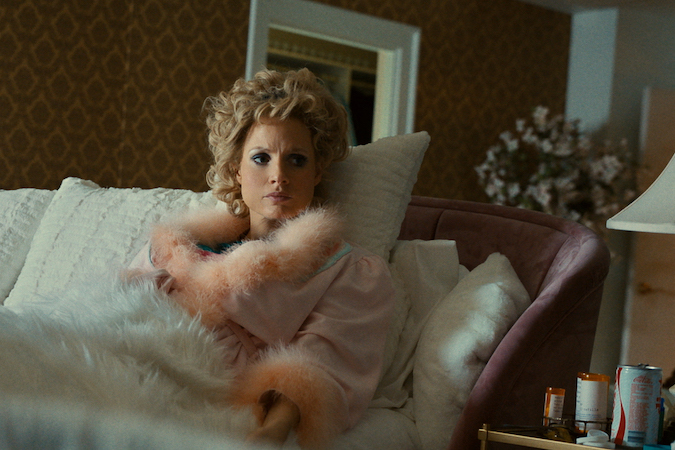The eyes of tammy faye michael showalter The eyes of tammy faye michael showalter jessica chastain