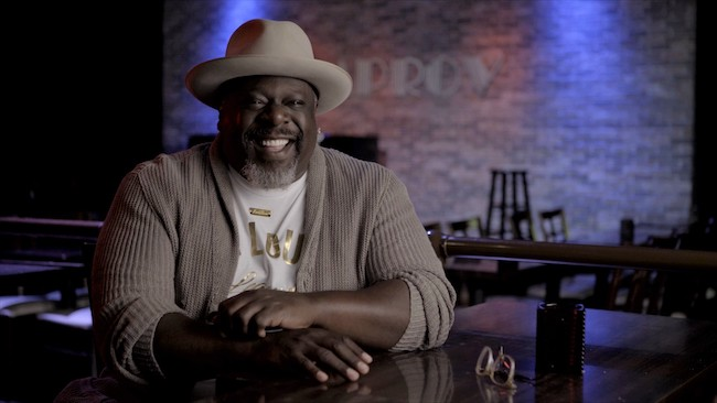 Cedric the Entertainer in Too Soon: Comedy After 9/11