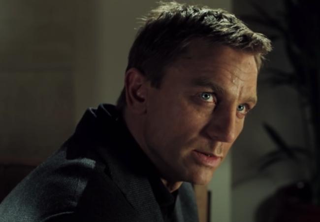 Daniel Craig new bond no time to die