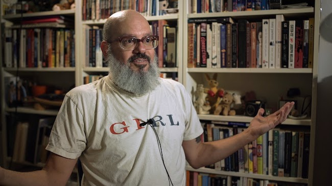 David Cross in Too Soon: Comedy After 9/11