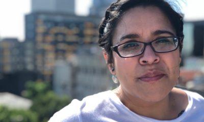 """Michelle Hernandez, director of """"Douk"""""""