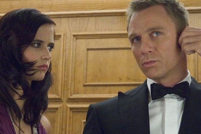 No New Bond Anytime Soon; Box Office Woes; Woodstock Meets Wayergate Eva Green Daniel Craig Casino Royale