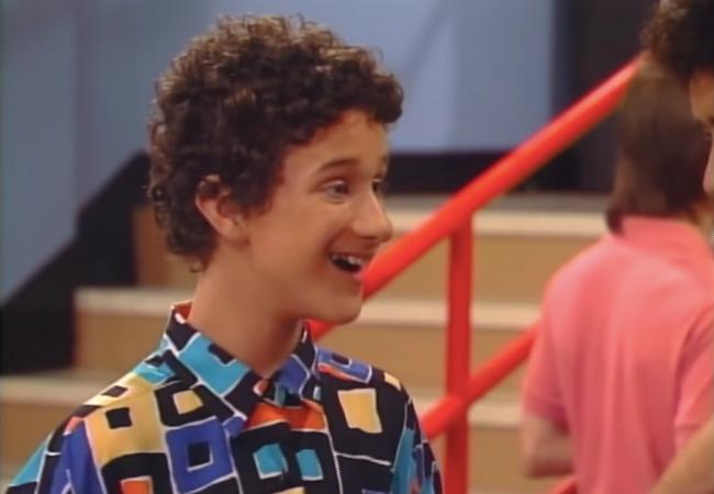 Dustin Diamond as Screech