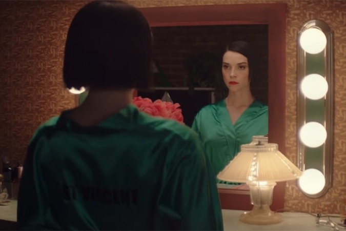 St. Vincent Gets Fake in The Nowhere Inn Blue Bayou Beyond Fest