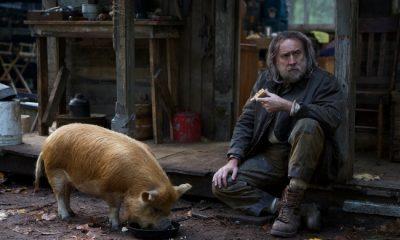 Nicolas Cage in Pig, Vanessa Block