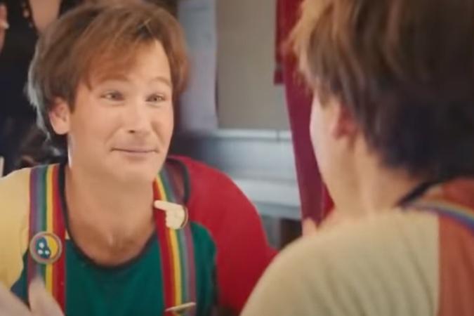 Robin Williams Jamie Costa