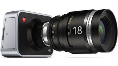4K Blackmagic Camera