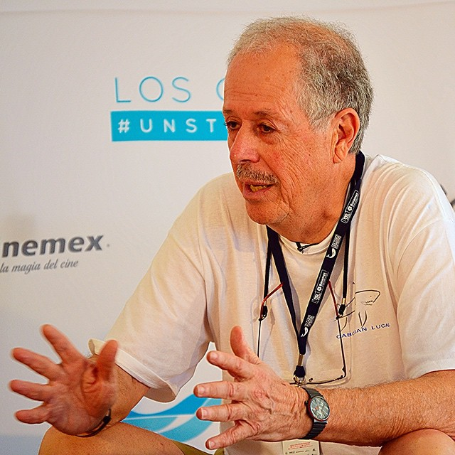 Oscar winning writer/director, Denys Arcand (The Barbarian Invasions, An Eye for Beauty), sharing his approach to moviemaking in Los Cabos. #loscabos #CaboFilmFest #unstoppable #movies #moviemaker #filmfestival #barbarianinvasions #oscars #aneyeforbeauty #denysarcand #canada