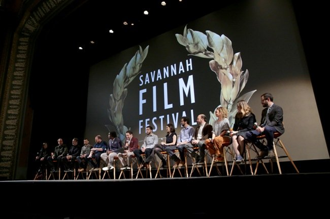 "A ""Docs to Watch"" panel featured an all-star doc line-up: Kief Davidson, Richard Ladkani, Ezra Edelman, Heidi Ewing, Rachel Grady, Adam Irving, Barbara Kopple, Josh Kriegman, Elyse Steinberg, Keith Maitland, Andrew Rossi, Clay Tweel and Roger Ross Williams"
