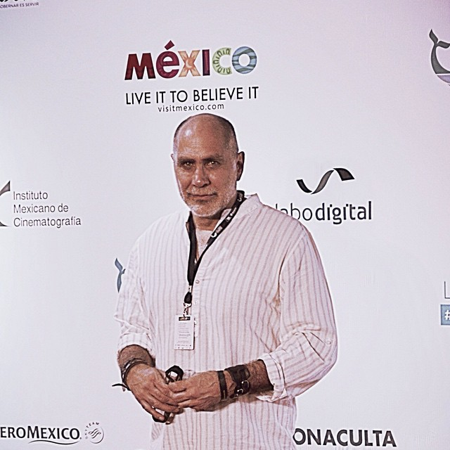Guillermo Arriaga on the red carpet for a screening of WORDS WITH GODS in Los Cabos. #loscabos #CaboFilmFest #unstoppable #movie #moviemaker #wordswithgods #guillermoarriaga #filmfestival