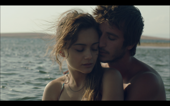 Dag and Saydam use thoughtful cinematography in their film Across the Sea