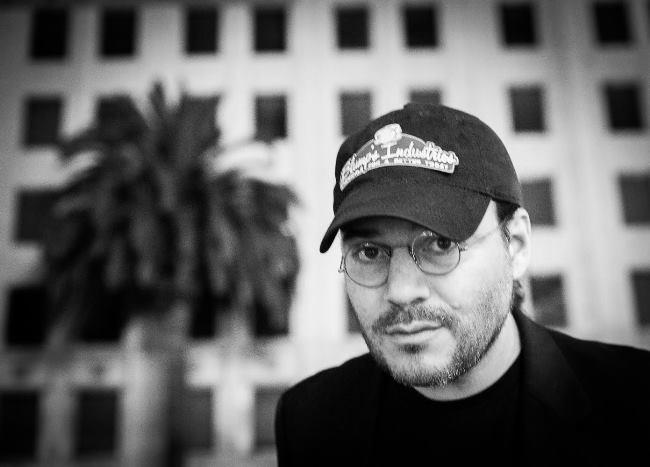 Director Adam Rifkin. Photograph by Jim Newberry