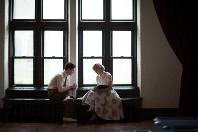 James Schamus adapted Indignation off a Philip Roth's 2008 novel. Photograph by Alison Cohen Rosa