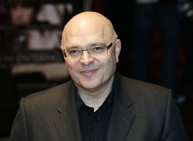 (FILES) Filmmaker Anthony Minghella attends the British premiere of ""