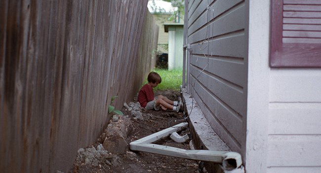 Mason (Ellar Coltrane), age 6, in Richard Linklater's Boyhood.Courtesy of Matt Lankes. An IFC Films Release.