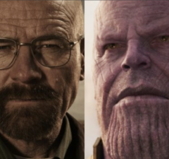 Breaking Bad Avengers Joe Russo
