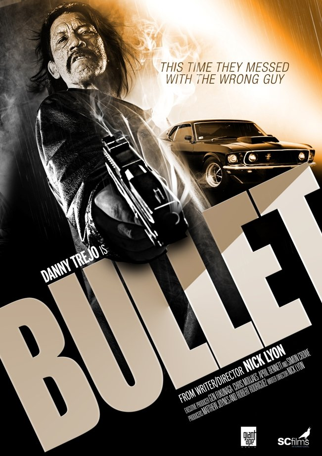 Director-producer Nick Lyon co-wrote Bullet with Byron Lester, whom he met through InkTip. Courtesy of Voltage Pictures