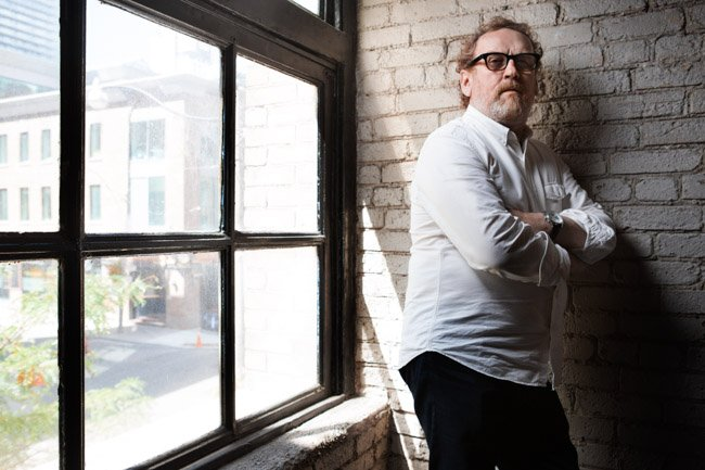 Colm Meaney, star of The Journey (directed by Nick Hamm)