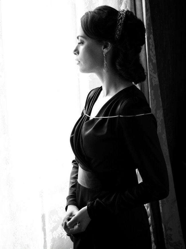 Bérénice Bejo in The Childhood of a Leader