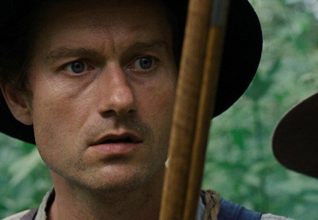 James Badge Dale as Wade in Echoes of War. Photo courtesy of ARC Entertainment.