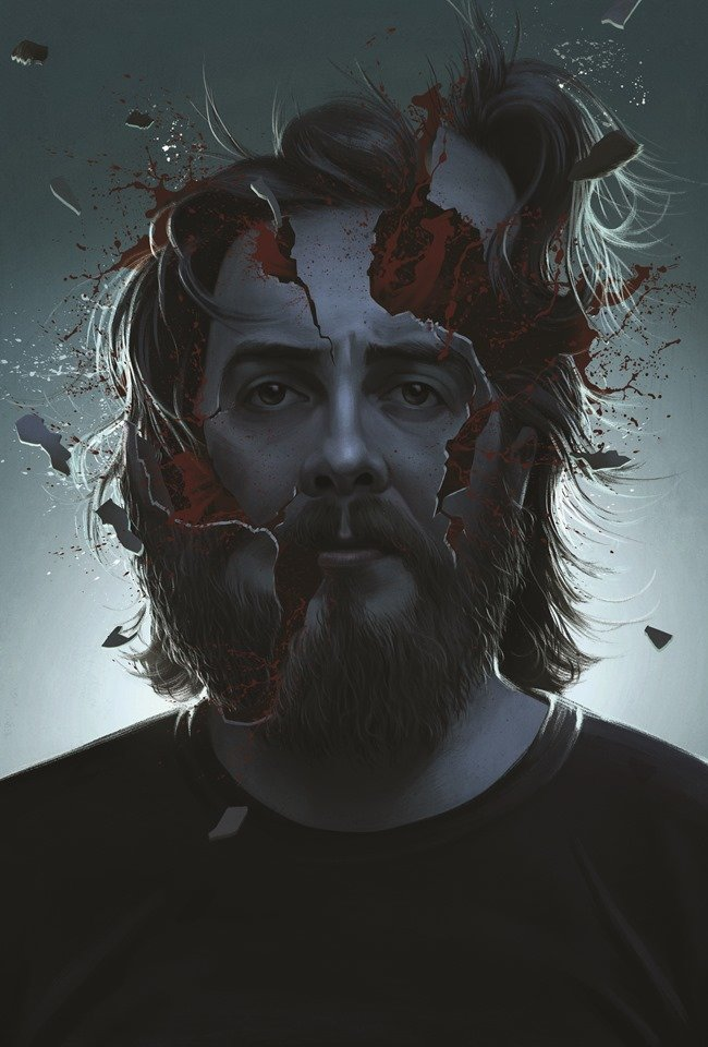 Copy (2) of Blue Ruin Poster