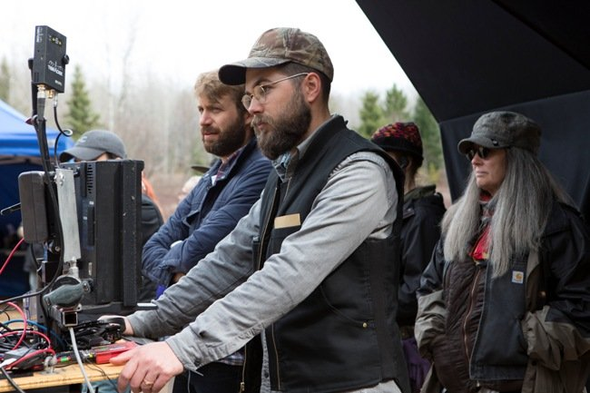 Writer-director Robert Eggers recreates his gothic New England childhood fantasies (in Ontario, Canada)