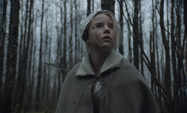 """Anya Taylor-Joy plays Thomasin. Eggers says of the actress: """"Anya is someone who reels you in."""""""