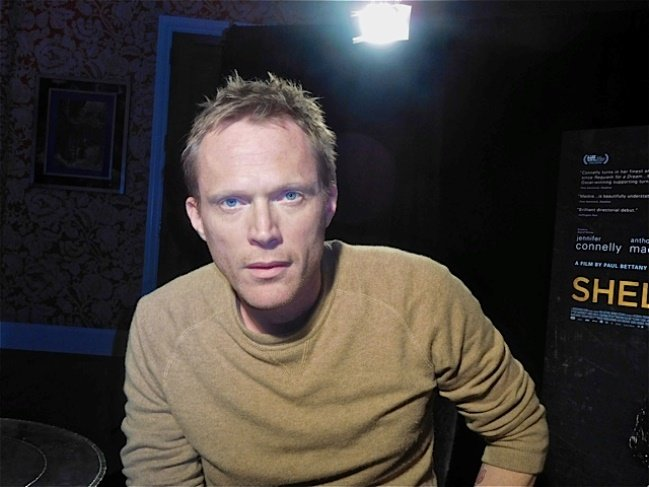 Paul Bettany. Photograph by Paula Schwartz