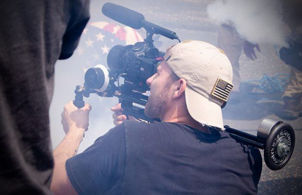 How They Did It: Erik Nelson's Doc A Gray State Required a Descent